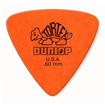 DUNLOP TORTEX TRIANGLE 0.60 MM