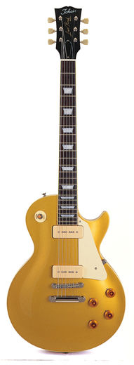 Tokai LS-98 Gold Top