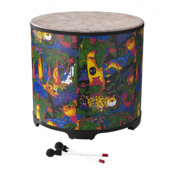 REMO KIDS PERCUSSION GATHERING DRUM KD-5222-01
